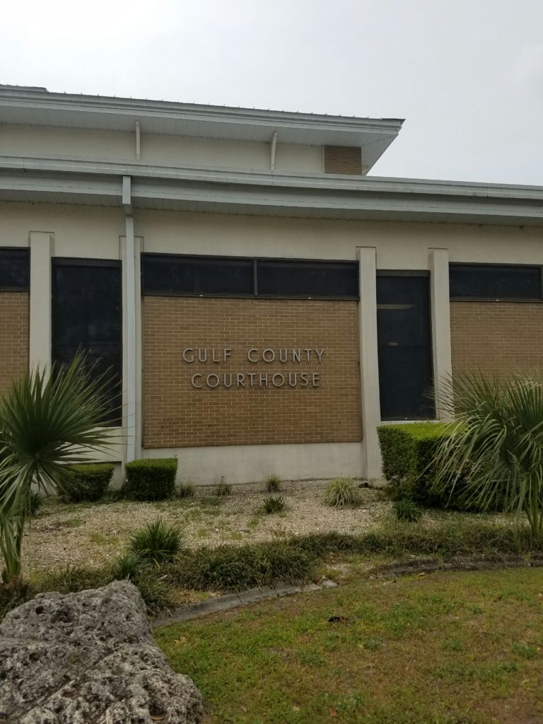 Gulf County Courthouse