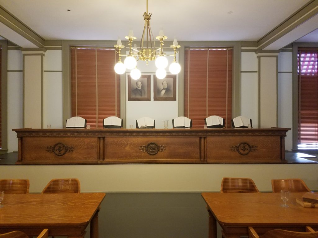 Old Florida Supreme Court - Capitol