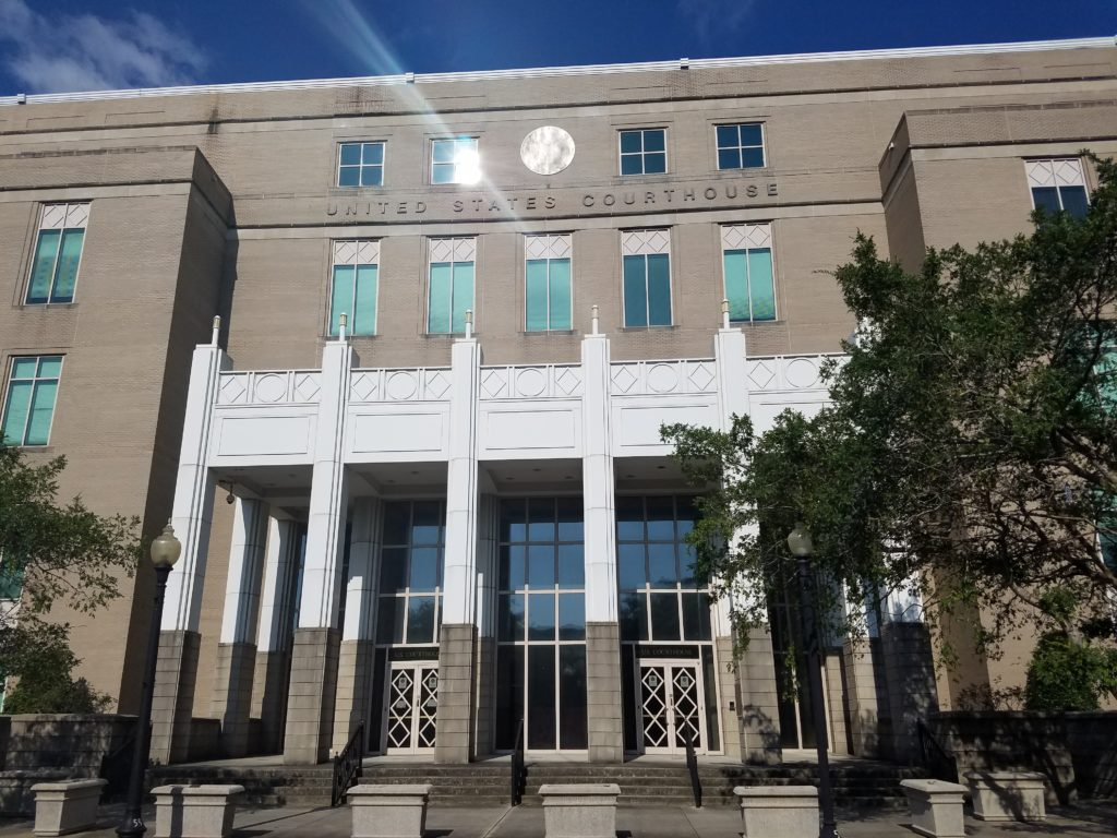 US District Courthouse - Pensacola