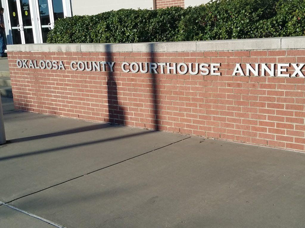 Okaloosa County Courthouse Annex
